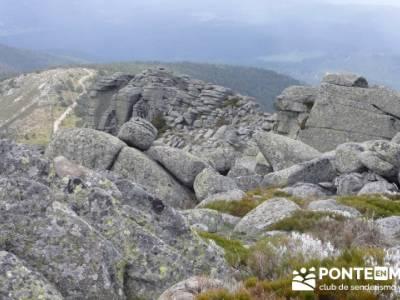 La Peñota y Peña del Arcipreste;senderismo madrid;hacer senderismo en madrid